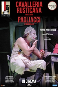 Salzburg Easter Festival: Cavalleria Rusticana/Pag Poster