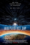 Independence Day: Resurgence 3D Poster