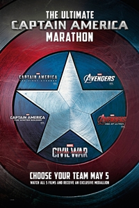 The Ultimate Captain America Marathon