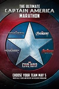 The Ultimate Captain America Marathon