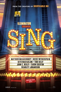 Poster for Sing 3D
