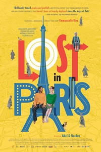 Poster of Lost in Paris (Paris pieds nus)