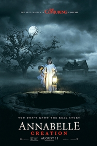 Poster ofAnnabelle: Creation