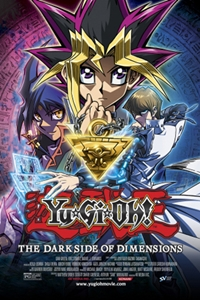 Poster for Yu-Gi-Oh!: The Dark Side of Dimensions