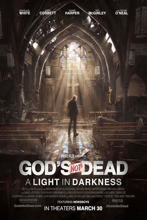 Poster ofGod's Not Dead: A Light in Darkness