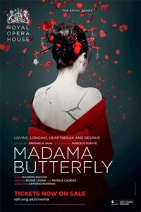 Royal Opera House: Madama Butterfly, The