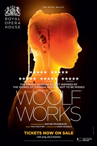 The Royal Ballet: Woolf Works Poster