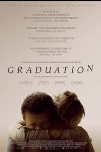 Graduation (Bacalaureat) Poster