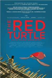 Poster of The Red Turtle (La Tortue Rouge)