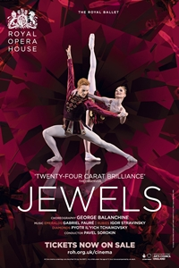 The Royal Ballet: Jewels Poster