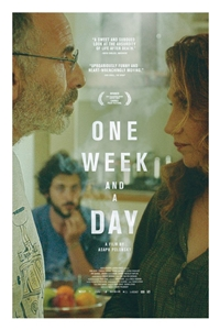 Poster for One Week and a Day (Shavua ve Yom)