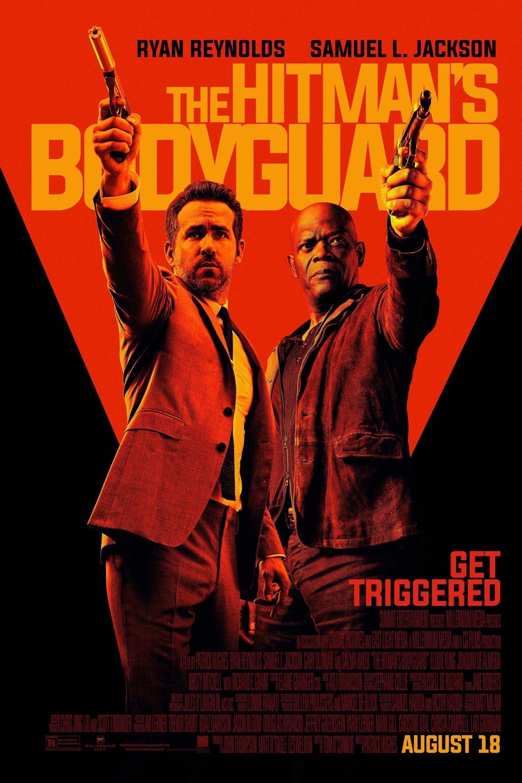 Poster for The Hitman's Bodyguard