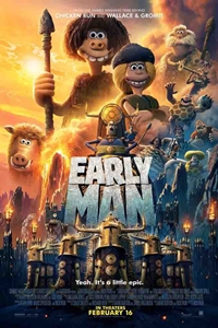 Caption Poster for Early Man