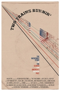 Two Trains Runnin' Poster