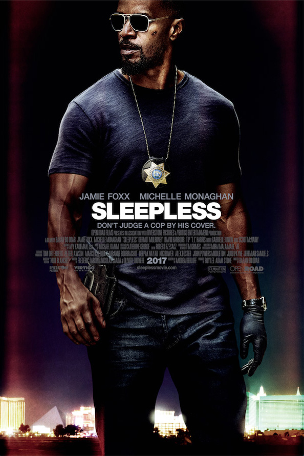 Poster for Sleepless