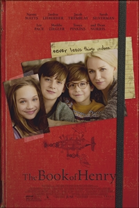 Poster of The Book of Henry