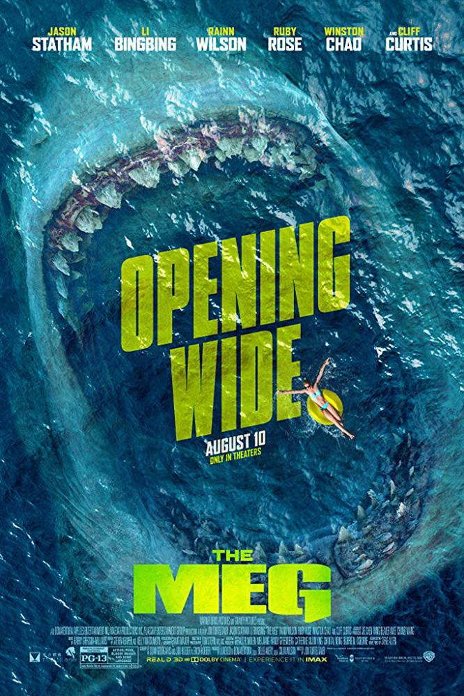 Poster of Meg, The