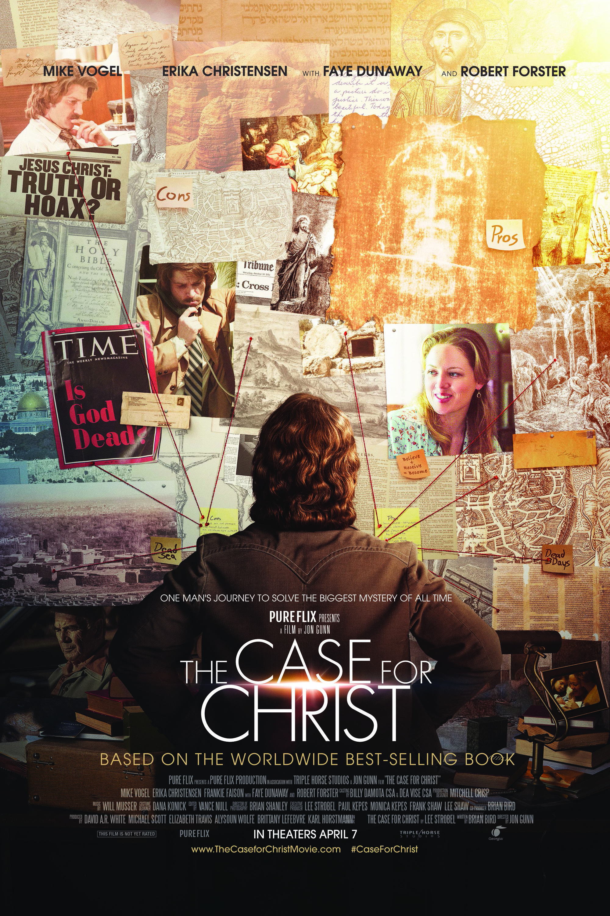 Poster of Case for Christ, The