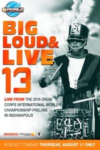 DCI 2016: Big, Loud & Live 13