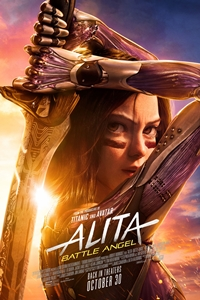 Poster ofAlita: Battle Angel