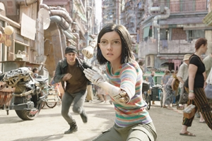 Still #2 forAlita: Battle Angel