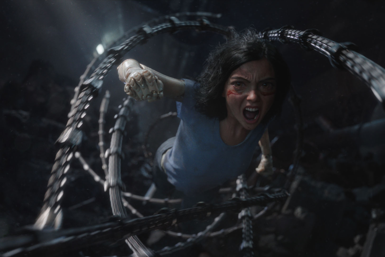 Hero Image for Alita: Battle Angel