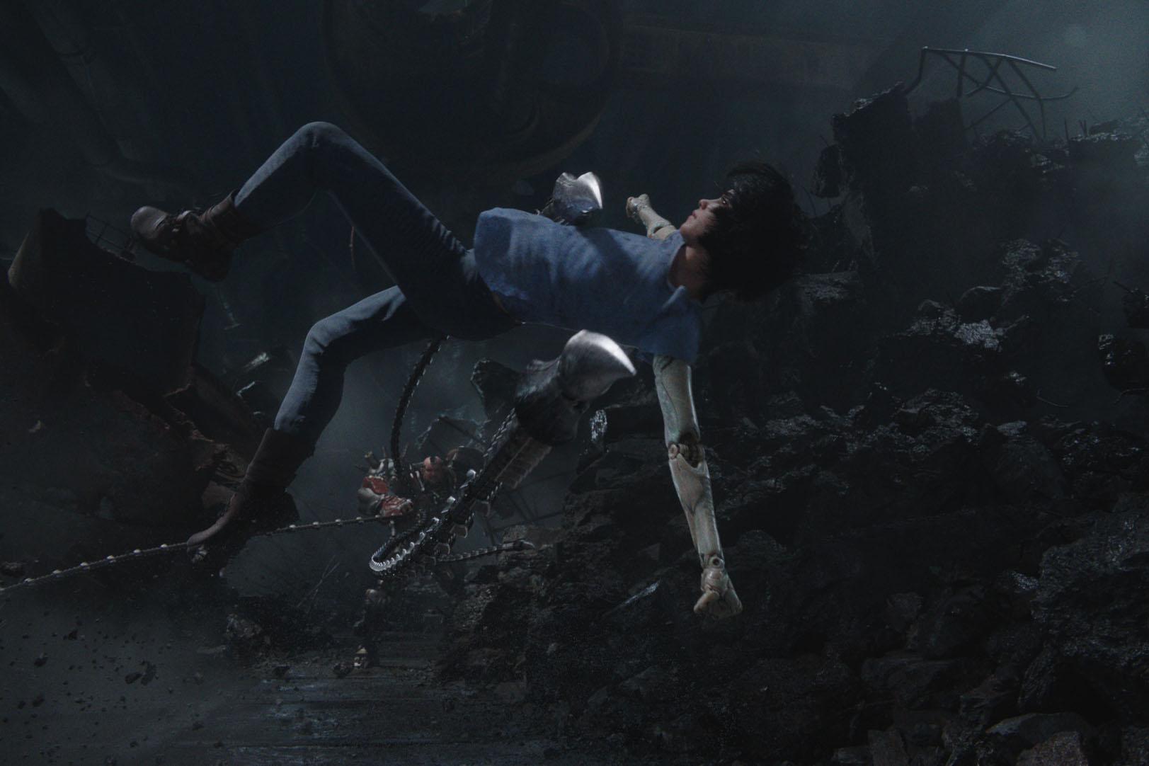 Hero Image for Alita: Battle Angel