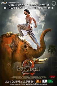 Poster of Baahubali 2: The Conclusion (Telugu)