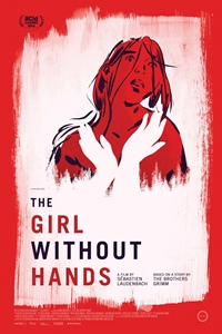 Girl Without Hands (La jeune fille sans mains), Th Poster
