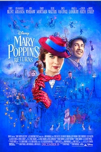 Poster ofMary Poppins Returns