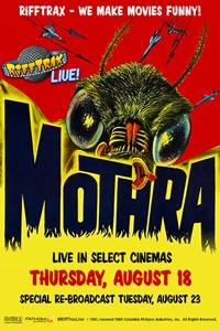 RiffTrax Live: Mothra