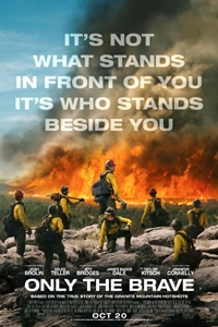 Poster for Only the Brave