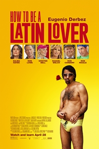 Poster for How to Be a Latin Lover