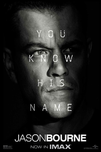 Jason Bourne: The IMAX 2D Experience