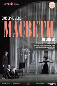 Gran Teatre del Liceu: Macbeth Poster