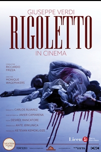 Gran Teatre del Liceu: Rigoletto Poster