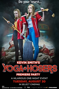 Kevin Smiths Yoga Hosers Premiere Party Q&A