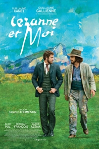 Poster for Cezanne and I (Cézanne et moi)
