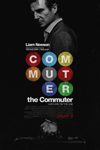 Poster for Commuter, The