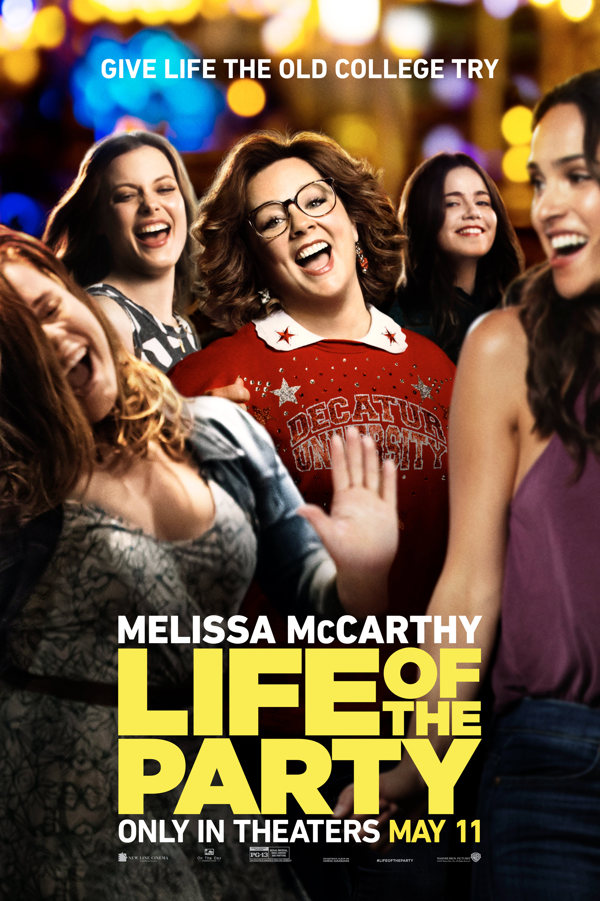Poster ofLife of the Party