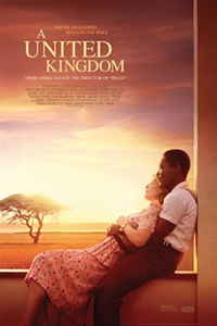 Poster of A United Kingdom