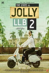 Poster of Jolly LLB 2