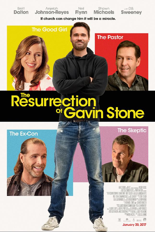 Poster for The Resurrection of Gavin Stone