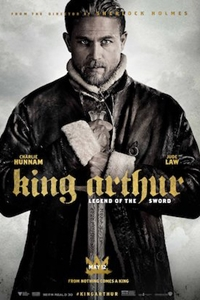 Poster of King Arthur: Legend of the Sword