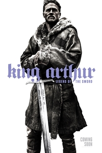 King Arthur: Legend of the Sword 3D Poster