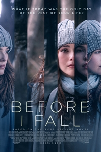Before I Fall-Starts Friday