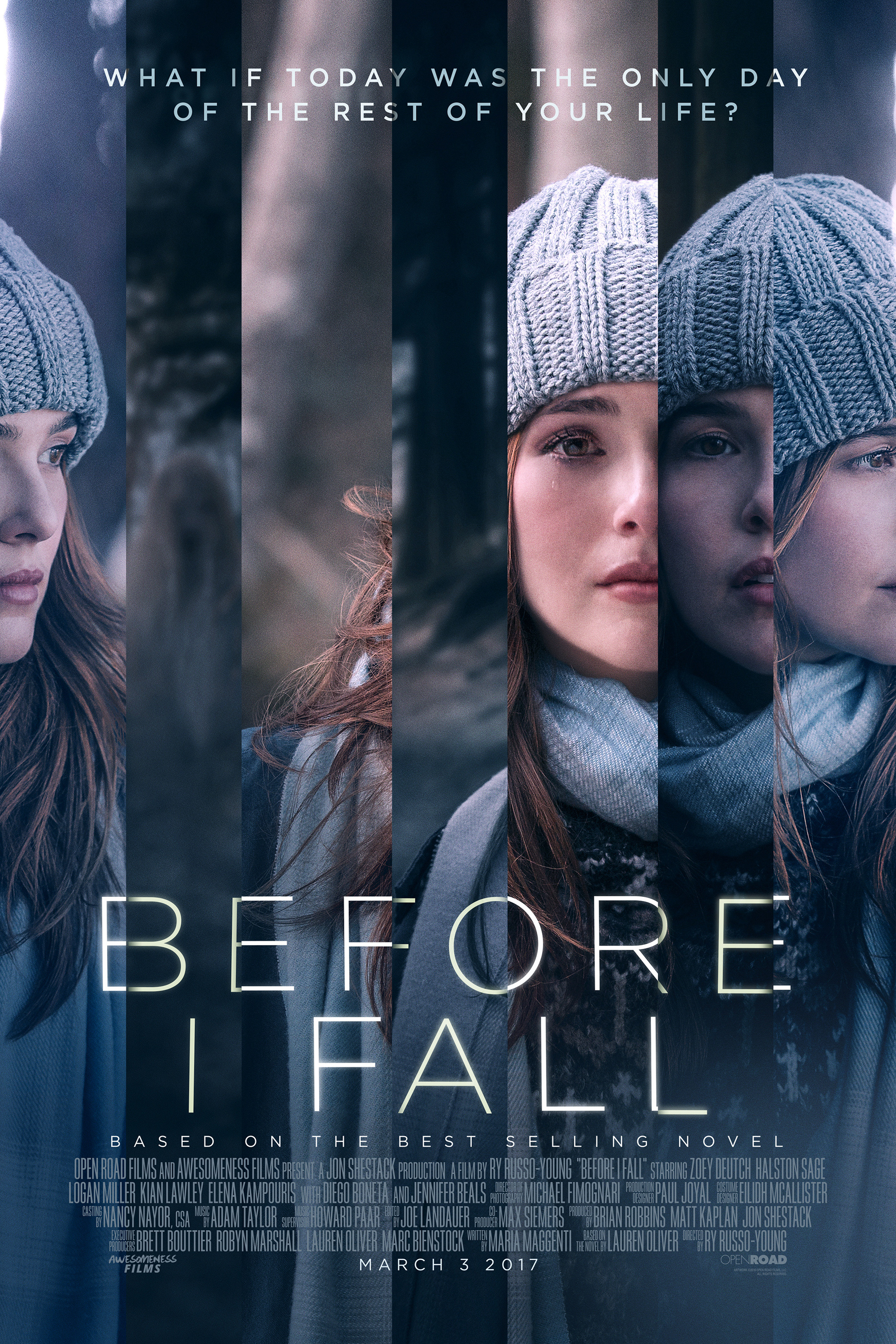 Poster for Before I Fall