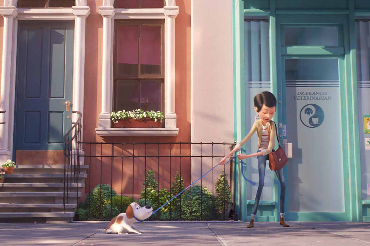 Still 4 for Secret Life of Pets 2, The