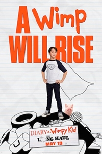 Poster of Diary of a Wimpy Kid: The Long Haul