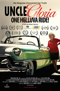 Poster for Uncle Gloria: One Helluva Ride!